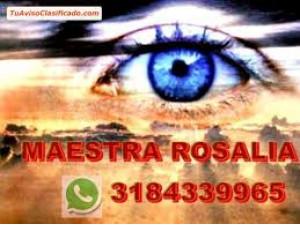 VIDENTE OCULTISMO MAESTRA ROSALIA  3184339965
