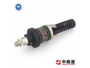 sistema de combustible de inyector unitario