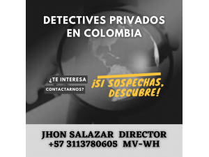 DETECTIVES PRIVADOS EN COLOMBIA Y AMERICA LATINA INVEST...