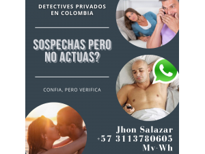 INVESTIGADORES Y DETECTIVES EN COLOMBIA