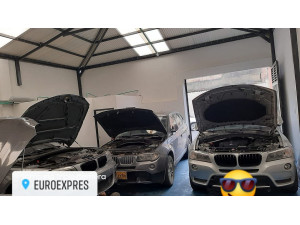 TALLER BMW - MINI COOPER