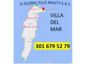 VILLA DEL MAR 4 PERSONAS AMOBLAD SAN ANDRES  PRECIO VAR...