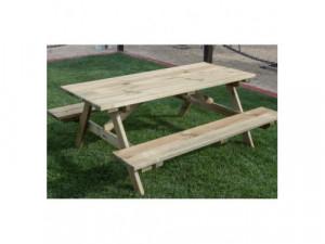 mesas de picnic plasticas