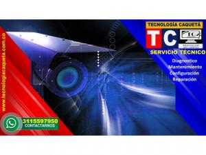 INSTLACION DE CCTV Y AMARMAS EN FLLORENCIA CAQUETA