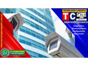 Instalación de Cámaras de seguridad CCTV  en Florenci...