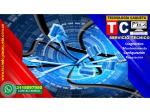 Configuración de Redes en Empresa y Oficinas para la c...