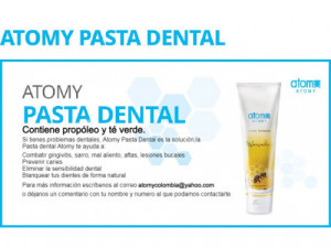 Atomy Pasta Dental