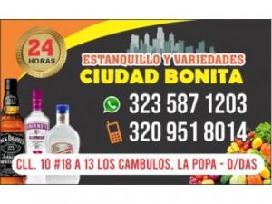 ESTANQUILLO Y VARIEDADES CIUDAD BONITA