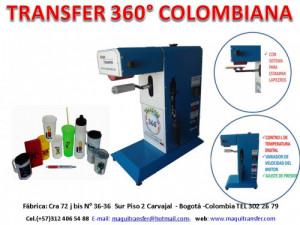 TRANSFER GIRO 360° COLOMBIA