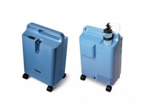 recarga de concentradores de oxigeno