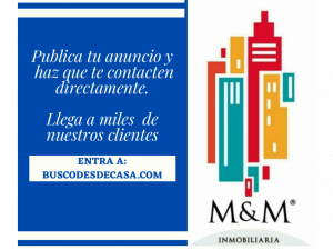 PUBLICA Y VENDE O ARRIENDA DIRECTAMENTE