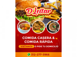 D'Leitar Restaurante y Comidas Rápidas