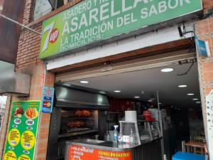 Arriendo asadero restaurante Quirigua, 40 años de trad...
