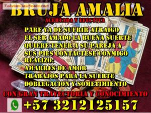 AMARRES DE AMOR ENDULZAMIENTO
