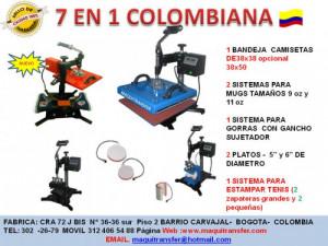 SUBLIDORAS MAQUITRANSFER COLOMBIA