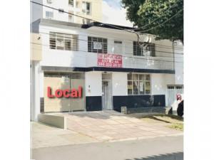 Espaciosa casa-local para negocio