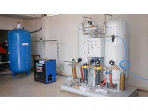 plantas generadoras de oxigeno