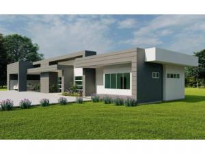 Diseño y construcción de Casas campestres