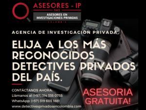 Detectives Privados en Colombia Asesores-IP