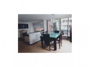 Vendo espectacular apartamento en Rosales