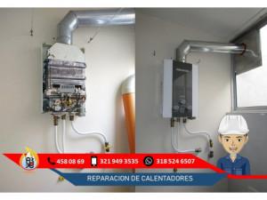 Servicio Tecnico y Reparacion de Calentadores Challenge...