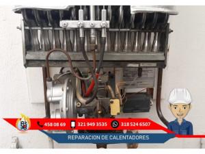 Servicio Tecnico y Reparacion de Calentadores Shimasu 3...