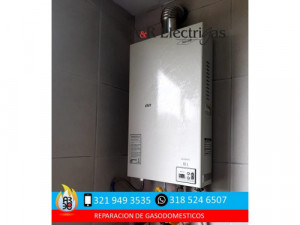 Servicio Tecnico y Reparacion de Calentadores Haceb 318...