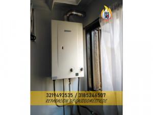 Reparacion y Mantenimiento de Calentadores Bosch