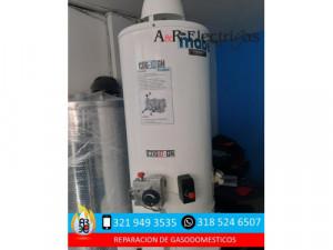 Servicio Tecnico y Reparacion de Calentadores Mabe 3219...