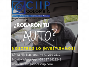 Investigador Privado en Bogotá Colombia