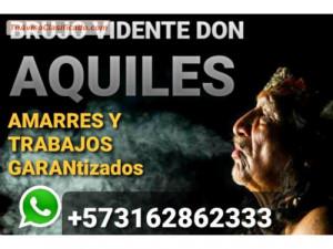 BRUJO VIDENTE DON AQUILES AMARRES DE AMOR +573162862333