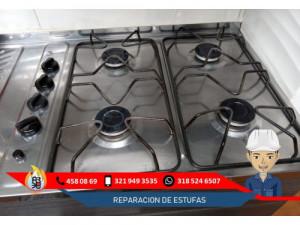Servicio Tecnico y Reparacion de Estufas Socoda 3219493...