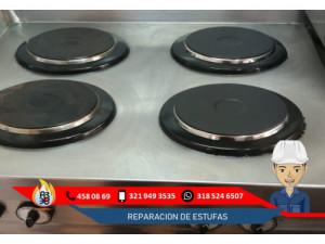 Reparacion y Mantenimiento de Estufas Electricas 321949...