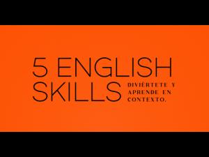 5 english skills