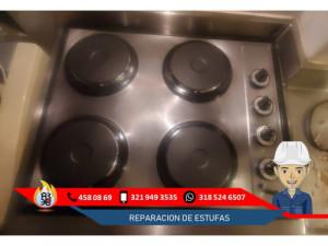 Servicio Tecnico y Reparaicon de Estufas Electricas 321...