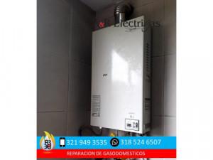 Reparacion y Mantenimiento de Calentadores Haceb 321949...
