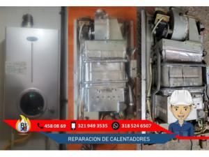Reparacion y Mantenimiento de Calentadores Clasic 32194...