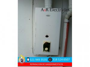 Reparacion y Mantenimiento de Calentadores Shimasu 3219...