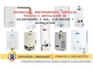 Reparacion y Mantenimiento de Calentadores Digues 32194...