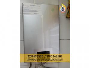 Reparacion y Mantenimiento de Calentadores Synergy 3219...