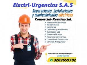 Electricistas Bogota,técnico.