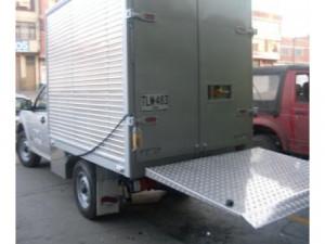 Plataformas para camioneta de tapa TITANIO