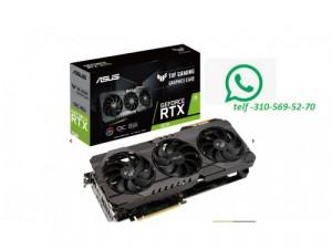 RTX 3070 TUF GAMING OC 8GB  ASUS tajeta grafica tarjeta...