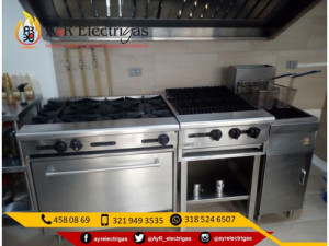Servicio Tecnico de Estufas Industriales 3219493535