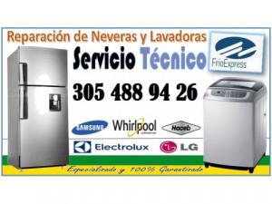 REPARACIÓN DE LAVADORAS CEL : 305 488 94 26 UNICENTRO