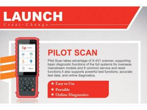 Scanner Automotriz Launch X431 Pilot Multimarcas
