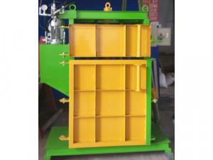 Fabricación de Maquinaria para Reciclaje de Llantas Us...