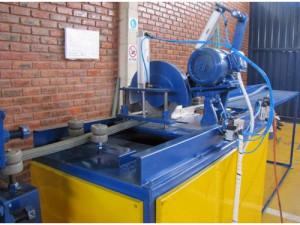 Fabricación de Maquinaria para Reciclaje Plástico.