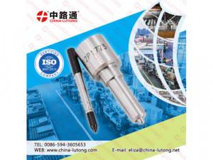 Inyectores de Orificios DLLA146P1581 toberas inyector d...
