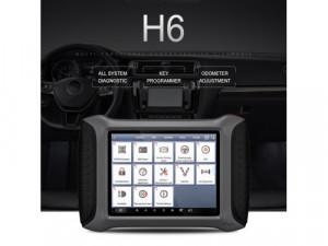 Scanner Multimarcas Xtool H6 Elite Car Test Colombia
